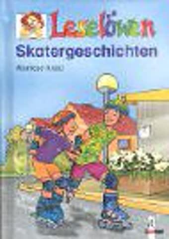 Leselöwen Skatergeschichten