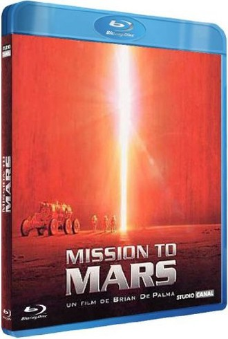 Mission to Mars [Blu-ray] [FR Import]