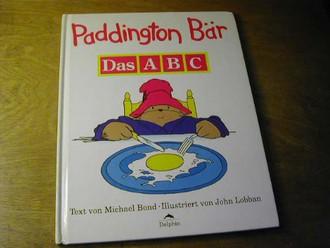 Paddington Bär, Das ABC
