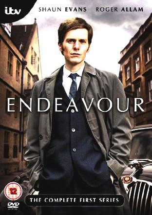 Endeavour - Series 1 [UK Import]