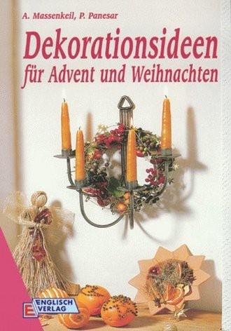 Dekorationsideen für Advent und Weihnachten