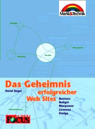 Das Geheimnis erfolgreicher Websites . Business, Budget, Manpower, Lizenzen, Design