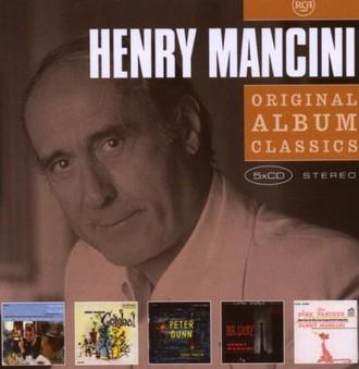 Henry Mancini - Henry Mancini - Original Album Classics