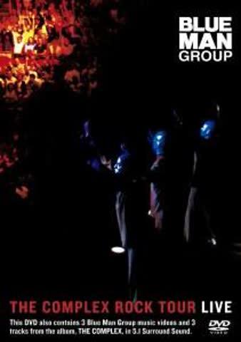 Blue Man Group - The Complex Rock Tour: Live (NTSC)