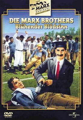 Marx Brothers - Blühender Blödsinn
