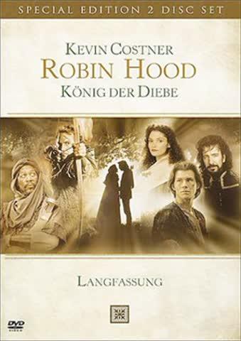 Robin Hood - König der Diebe (Langfassung) [2 DVDs] [Special Edition]