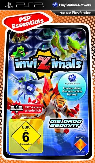 Invizimals PSP Essentials