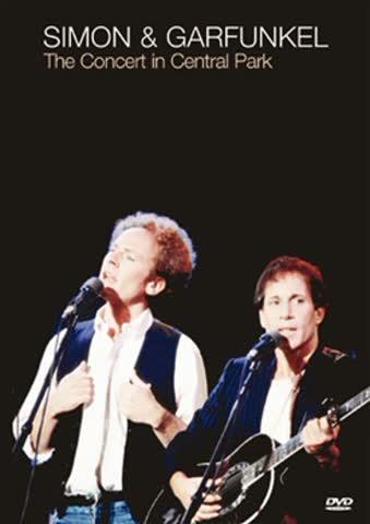 Simon & Garfunkel - The Concert in Central Park