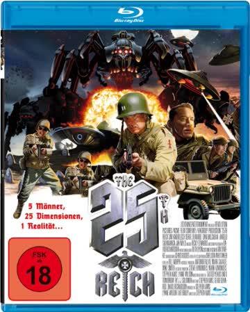 The 25. Reich (blu-ray) (import) Jim Knobeloch; Serge DeNardo; Da
