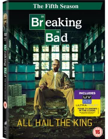 Breaking Bad - Season 05 [3 DVDs] [UK Import]