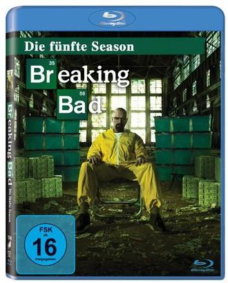 Breaking Bad - Die fünfte Season [Blu-ray]