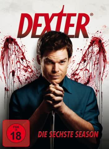 Dexter - Season 6(DVD) (FSK 18)