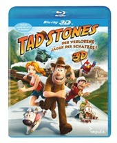Tad Stones 3d - Der Verlorene Jäger Des Schatzes!