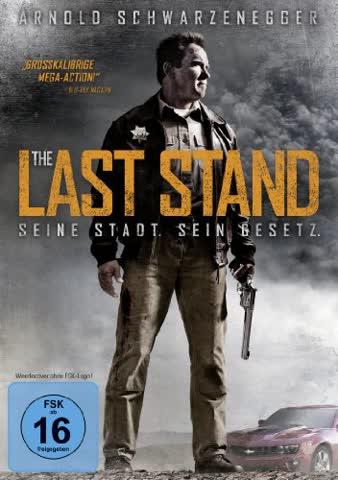 The Last Stand - 16er (DVD)