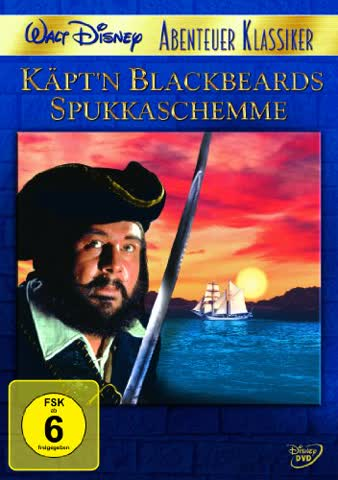 Kptn Blackbeards Spukkaschemme