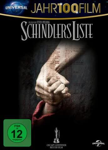 Schindlers Liste (Jahr100Film, Special Edition, 2 Discs)