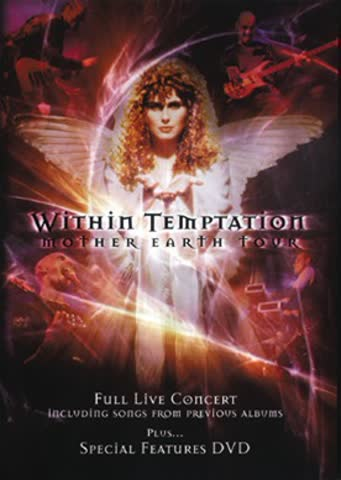 Within Temptation - Mother Earth Tour [2DVDs] PAL
