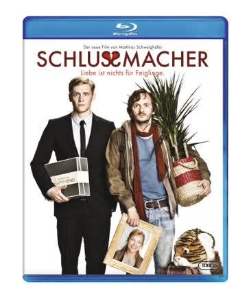 Schlussmacher - Liebe ist nichts für Feiglinge. [Blu-ray]