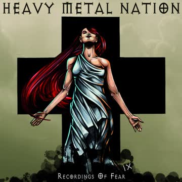 Various - Heavy Metal Nation IX - Recordings of Fear