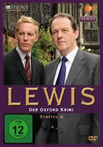 Lewis - Der Oxford Krimi. Staffel 4