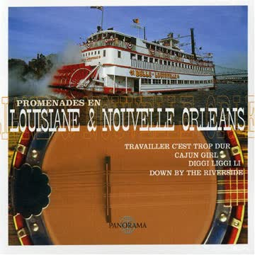 Various Artists - Promenades en Louisiane et a l