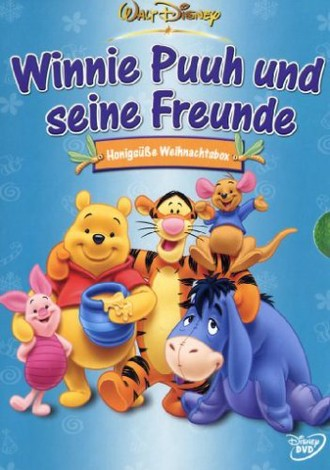 Winnie Puuh und seine Freunde - Honigsüße Weihnachtsbox [3 DVDs]