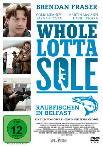 Whole Lotta Sole - Raubfischen in Belfast