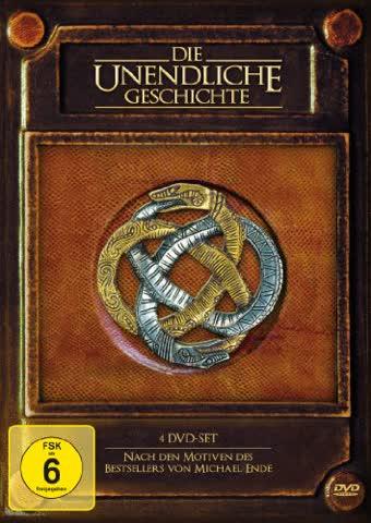 Die unendliche Geschichte - Die Abenteuer gehen we (DVD)