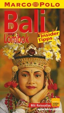 Marco Polo Reiseführer Bali, Lombok