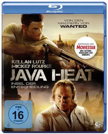 Java Heat - Insel der Entscheidung [Blu-ray]