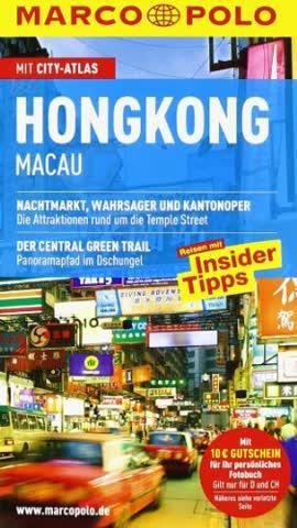 Hongkong/Macau; Nachtmarkt, Wahrsager Und Kantonoper. Der Central Green Trail