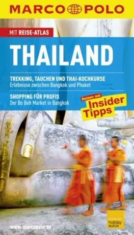 Thailand; Reisen Mit Insider Tipps. Trekking, Tauchen Und Thai-Kochkurse