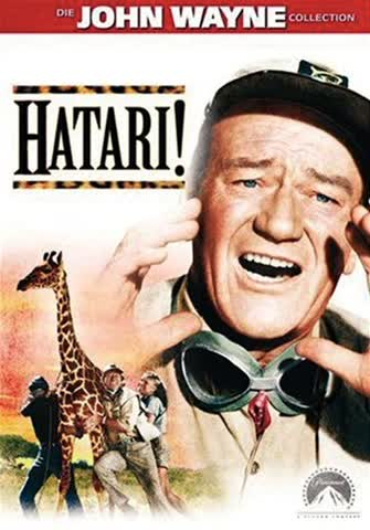 HATARI - MOVIE [DVD] [1961]