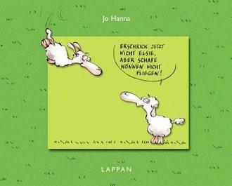 Erschrick Jetzt Nicht Elsie, Aber Schafe Können Nicht Fliegen