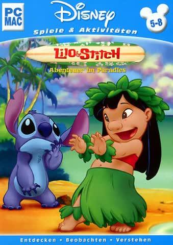 Lilo & Stitch - Abenteuer im Paradies