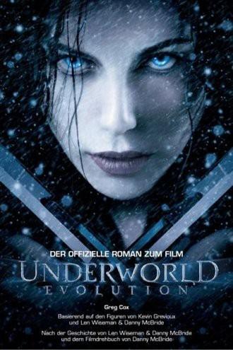 Underworld evolution. Der offizielle Roman zum Film