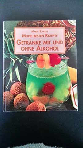 Getränke mit und ohne Alkohol