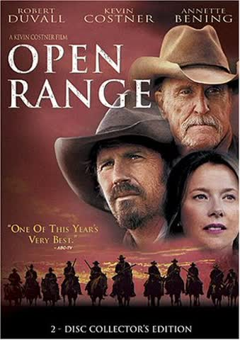 Open Range - 2 Disc Collector's Edition