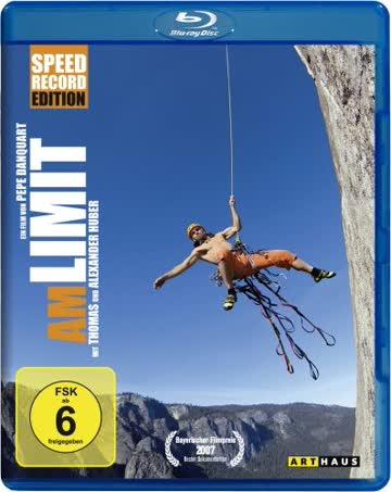 Am Limit - Speed Record Edition [Blu-ray]