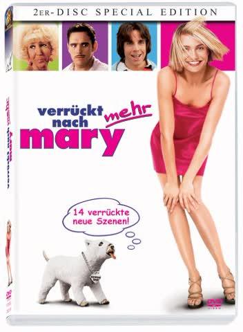 Verrueckt nach Mary - 2 dvd