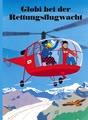 Globi, Band 055 - Globi bei der Rettungsflugwacht