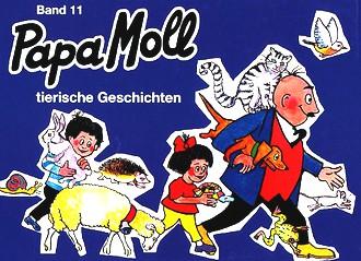Papa Moll - Tierische Geschichten: Band 11