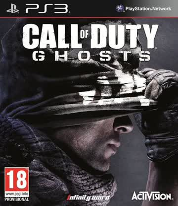 Call of Duty: Ghosts - uncut (AT) PS3 [German Version]