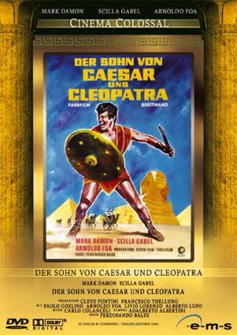 Der Sohn von Caesar und Cleopatra (Cinema Colossal)