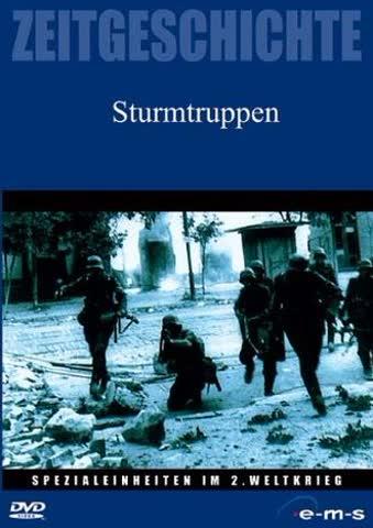 Spezialeinheiten im Zweiten Weltkrieg: Sturmtruppen
