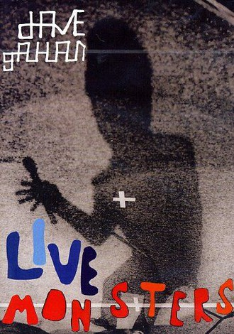 Dave Gahan - Live Monsters