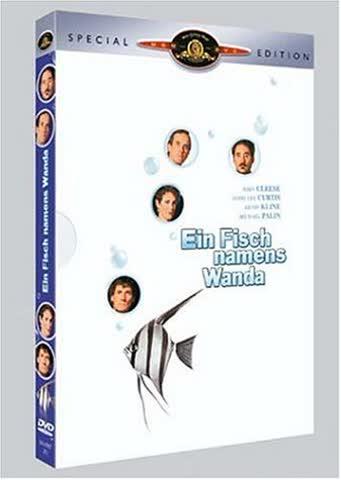 Ein Fisch namens Wanda [Special Edition] [2 DVDs]