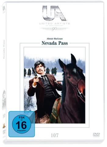 DVD NEVADA PASS