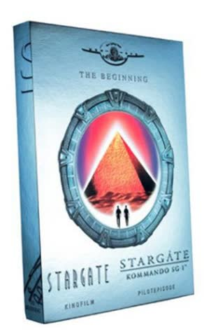 Stargate Kommando SG-1 - The Beginning (Kinofilm und TV-Pilotfilm) [2 DVDs]