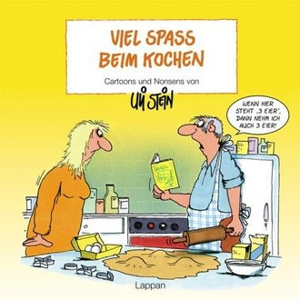 Viel Spass beim Kochen